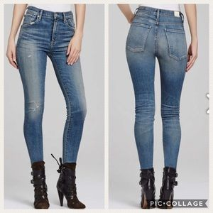 Citizens of Humanity Carlie High-Rise Skinny Jean